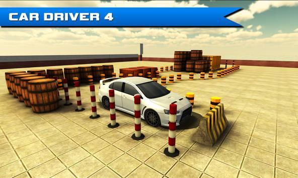 Car Driver 4 (Hard Parking) screenshot 7