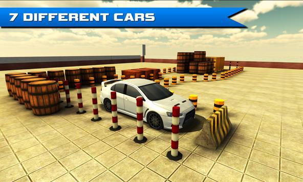 Car Driver 4 (Hard Parking) screenshot 6