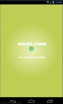 Message Bomber apk screenshot