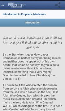 Prophetic Medicine - Medicines from Quran & Sunnah screenshot 7