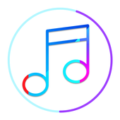 imusic os 11 – free Music Player For iOS 11 icon