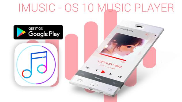 imusic os 11 – free Music Player For iOS 11 apk screenshot