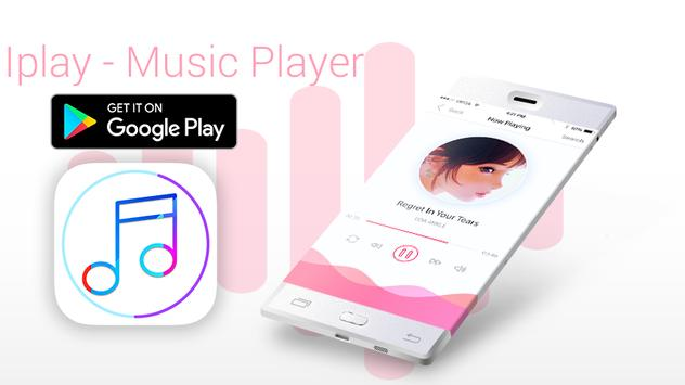 imusic os 11 – free Music Player For iOS 11 poster