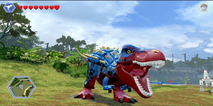 Jewels Lego Black Saurus screenshot 4