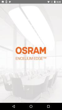 OSRAM ENCELIUM EDGE poster