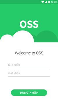 OSS Workspace poster