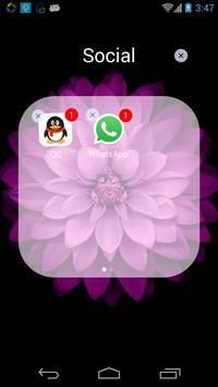 i9 Launcher ios Theme apk screenshot