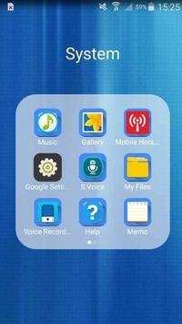 os9 theme with business apk screenshot