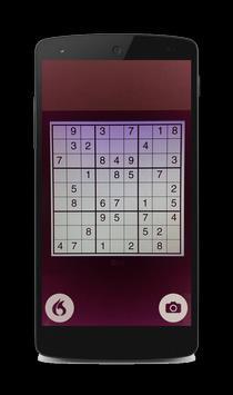 Sudoku Cam Solver apk screenshot