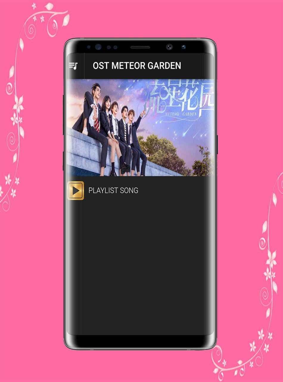 Ost Meteor Garden 2018 Soundtrack Mp3 For Android Apk