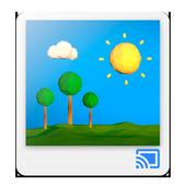 PhotoCast for Chromecast icon