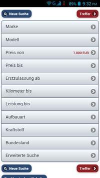 Gebrauchtwagen Österreich screenshot 1