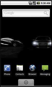 Car Showcase Live Wallpaper screenshot 1