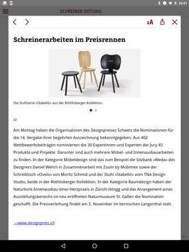SchreinerZeitung screenshot 7