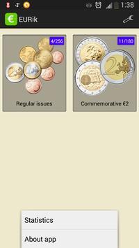 EURik: Euro coins poster
