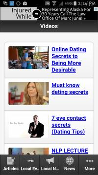 Secrets To Dating screenshot 6