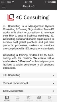 4C Consulting screenshot 1