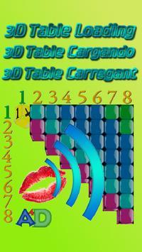 3D Multiplication Table Kids screenshot 7