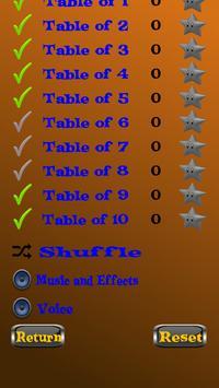 3D Multiplication Table Kids screenshot 12