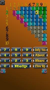3D Multiplication Table Kids screenshot 1