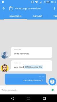 Active Collab apk screenshot