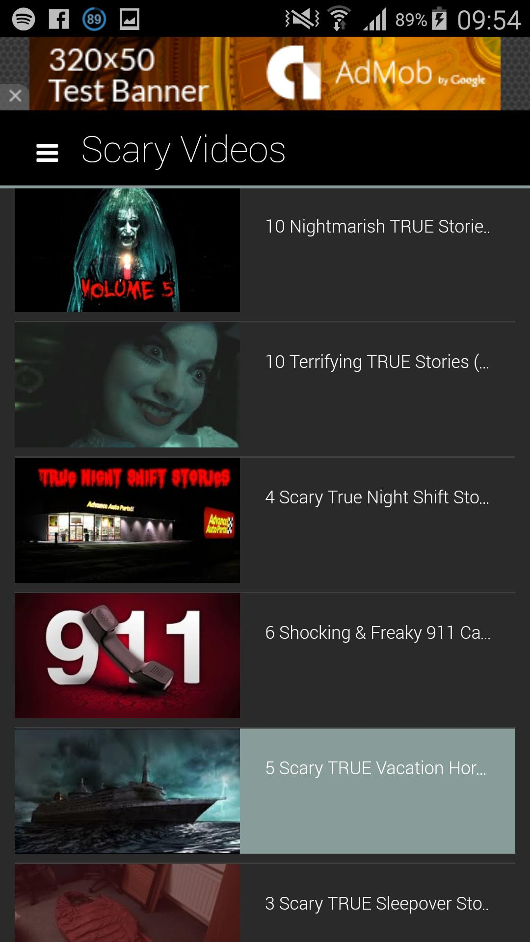 Scariest Horror Stories for Android - APK Download