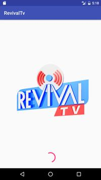 Revival TV poster