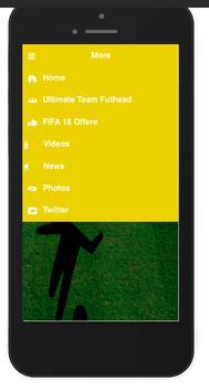 FUT for FIFA year 16 screenshot 2