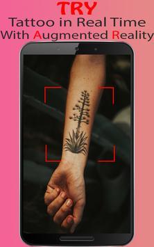 Tattoo Me Camera-Tattoo Ideas poster