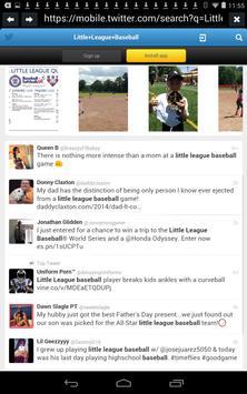 Little League Baseball screenshot 4