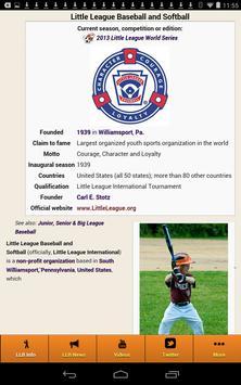 Little League Baseball screenshot 6