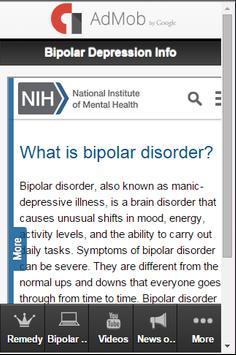 Bipolar Depression apk screenshot