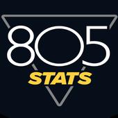 805Stats Baseball/Softball icon