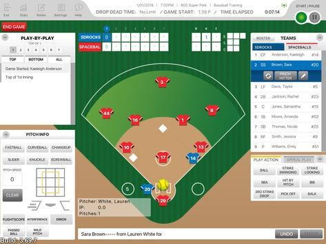 805Stats Baseball/Softball screenshot 8