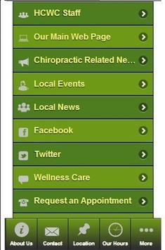 Hoogeveen Chiropractic screenshot 1
