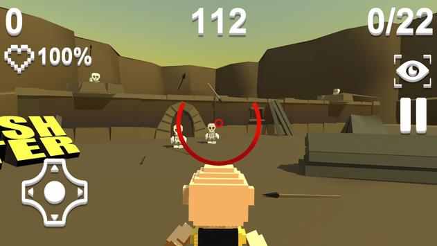 GoldRush Shooter apk screenshot