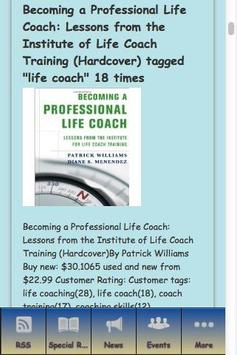 Life Coach Certification poster