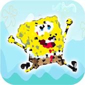 Dash spongeBOB Game For Free icon