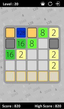 2048 Brainteasers screenshot 3