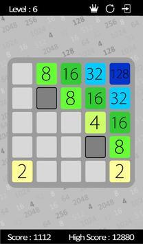 2048 Brainteasers screenshot 2