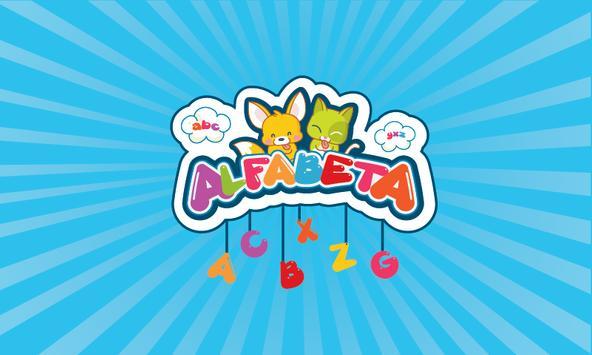 Alphabet for Kids & Fun poster