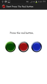 Don't Press The Red Button screenshot 3