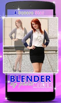 Photo Blender Editor poster