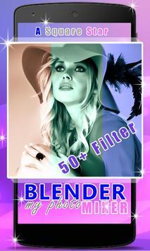 Photo Blender Editor screenshot 2