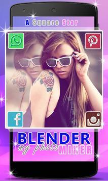Photo Blender Editor screenshot 4