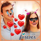 Photo Emoji Stickers icon