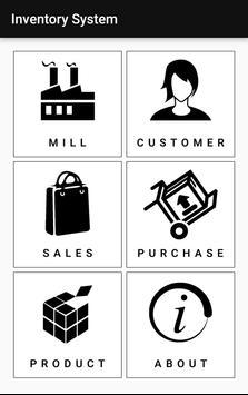 BG Inventory poster