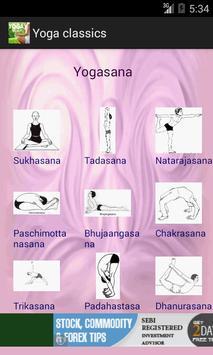 Yoga Classics apk screenshot
