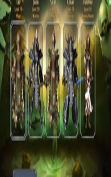 guide for Eternium poster