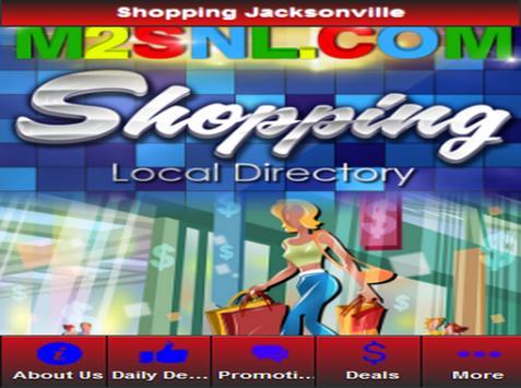 SHOPPING JACKSONVILLE apk screenshot